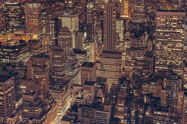 Byty v New Yorku