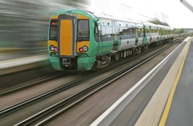 Jaké nese výhody vlak