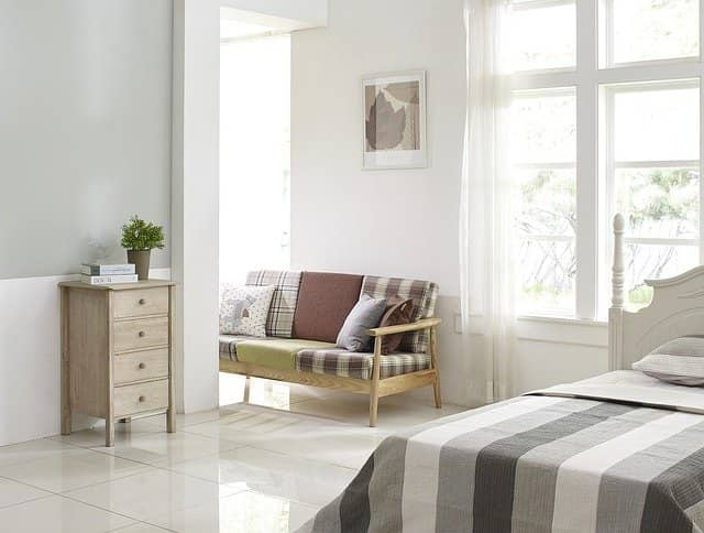 Jak vybavit ložnici