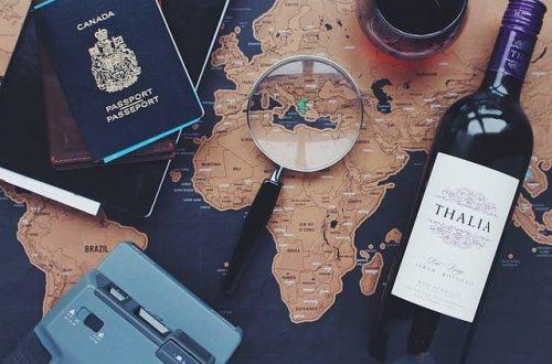 Najděte si důvod, proč cestovat
