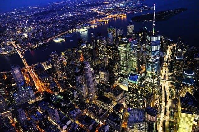 New York bydlení