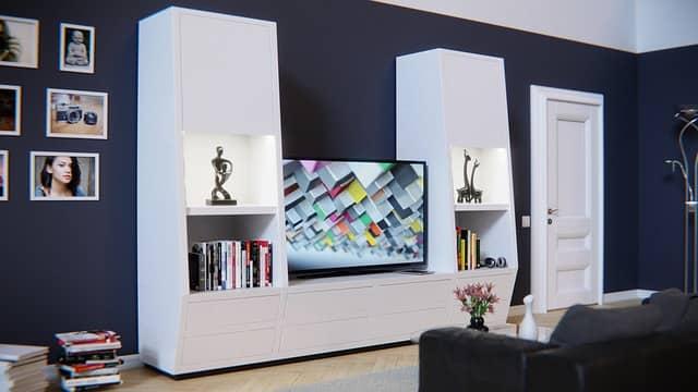 Obývací pokoj se neobejde bez kvalitní obývací stěny