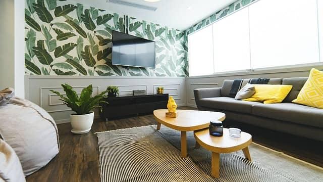 Obývací pokoj se neobejde bez obývací stěny