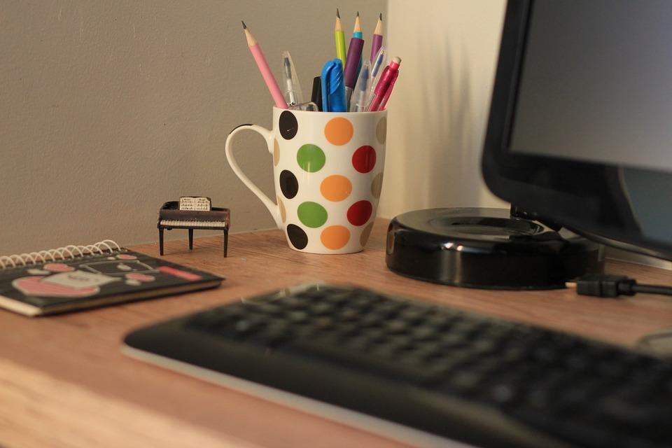 domácí kanceláři